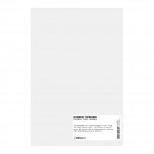 Universal grundiert feines Leinen CL535 auf MDF-Board 20 x 30cm