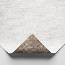 Belle Arti : CL537 Fine Linen : 582gsm : Oil Primed : 10x15cm : Sample : 1 Per Order