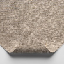 Belle Arti : CL696 Fine Linen : 361gsm : Clear Glue Sized : Single Coat : 10x15cm : Sample : 1 Per Order