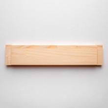 Jackson's : Museum 55cm Centre Bar (20x65mm) : For 25mm Deep Bars