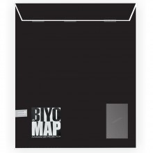 Biyomap : Reusable Artwork Shipping and Storage Bag : 110x130cm (White)