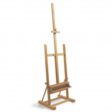 Cappelletto : CS-200 : Large Beechwood Studio Easel Kit