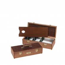 Jullian : Artist Tool Box : Dark Wood