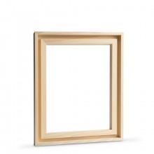 Jackson's : Lime Frame for Panels 24x30cm : 7mm Rebate : 9mm Face