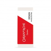 Caran d'Ache : Design Eraser for Graphite and Coloured Pencils