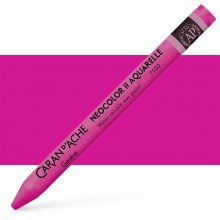 Caran Dache NEOCOLOR II: Künstler Aquarell Buntstifte: lila