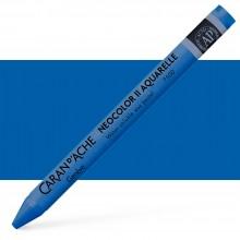 Caran Dache NEOCOLOR II: Künstler Aquarell Buntstifte: Ultramarin