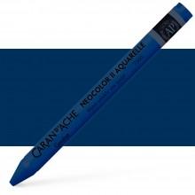 Caran Dache NEOCOLOR II: Künstler Aquarell Buntstifte: Berliner Blau