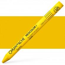 Caran Dache: Klassische Neocolor ich: gelb
