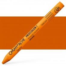 Caran Dache: Klassische Neocolor ich: Orange