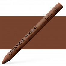 Caran Dache: Klassische Neocolor ich: Brown