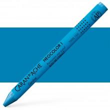 Caran Dache: Klassische Neocolor ich: Kobaltblau