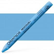 Caran Dache: Klassische Neocolor ich: hellblau