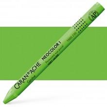 Caran Dache: Klassische Neocolor ich: gelb grün