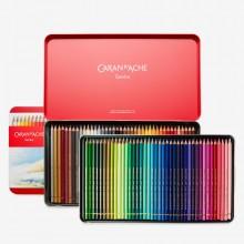 Caran d'Ache : Pablo Coloured Pencil : Set of 80