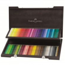 Faber Castell : Albrecht Durer Artists Watercolour Pencils : Wenge Wood Case of 120