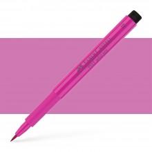 Faber Castell : Pitt Artists Brush Pen : Middle Purple Pink