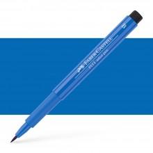 Faber Castell : Pitt Artists Brush Pen : Cobalt Blue
