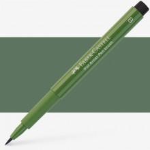 Faber-Castell: Pitt Künstler Pinsel Pen Chro.Green Opaque