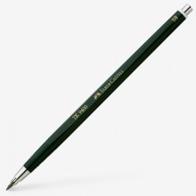 Faber Castell : TK9400 Clutch Pencil : With 2mm 3B Lead