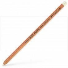 Faber-Castell: Pitt Pastell Bleistift WHITE