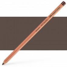 Faber-Castell: Pitt Pastell Bleistift Nussbaum braun