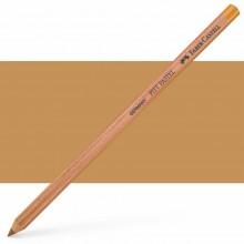 Faber-Castell: Pitt Pastell Bleistift braun Ocker