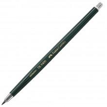Faber Castell: 9400 Kupplung Bleistift enthält ein 2mm HB-Blei