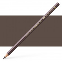 Faber-Castell Polychromos Stift - Walnuss braun
