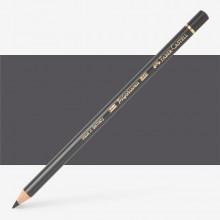 Faber Castell Polychromos Stift - warmes Grau VI