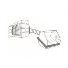Uni-Stand: Air Ducting Kit für Gloo-Stände und Uni-Stände * also
