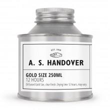 Handover : Gold Size : 12 Hour : 250 ml