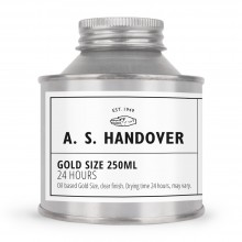 Handover : Gold Size : 24 Hour : 250 ml