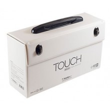 ShinHan : Empty Touch Twin 60 Brush Marker Pen Case [B] (Excludes Marker Pens)