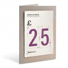 Jackson's : Gift Voucher : £25