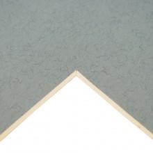 Daler Studland Passepartout A1 (23 3/8 x 33 1/8 Zoll) Mid Grey: 1034