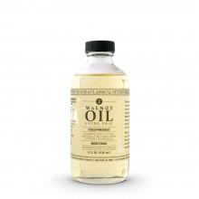 Chelsea Classical Studio : Clarified Pale Cold Pressed Walnut Oil : 8oz (236ml)