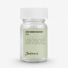 Jacksons Öl Medium: Geruchsarm Lösungsmittel 60ml