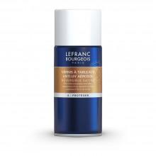 Lefranc & Bourgeois : Spray Varnish : Satin : 150ml