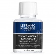 Lefranc & Bourgeois : Odourless Solvent : 75ml