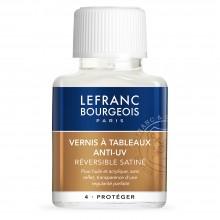 Lefranc & Bourgeois : Satin Picture Varnish Anti UV : 75ml