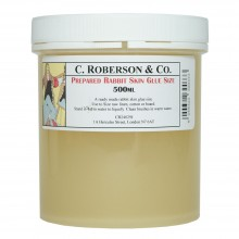 Roberson: Prepared Rabbit Skin Glue : 500ml