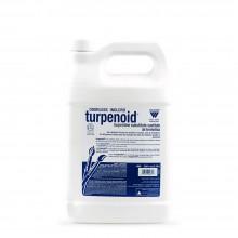 Weber : Odorless Turpenoid : Turpentine Substitute : 3790ml