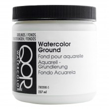 Golden : Qor : Watercolour Medium : Watercolour Ground : 237ml