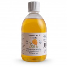 Zest-It : Printmakers Plate Oil 3 (Thick) : 500ml