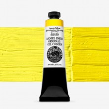 Daniel Smith : Original Oil Paint : 37ml : Lemon Yellow