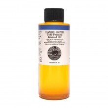 Daniel Smith : Cold-Pressed Linseed Oil : 118ml