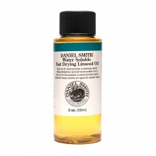 Daniel Smith : Water Soluble : Fast Drying Linseed Oil : 59ml