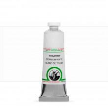 Alte Holland Classic Öl: 40ml Titanweiß