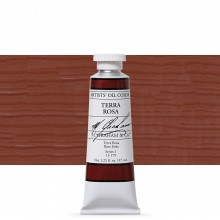 M. Graham : Artists' Oil Paint : 37ml : Terra Rose(venetian)